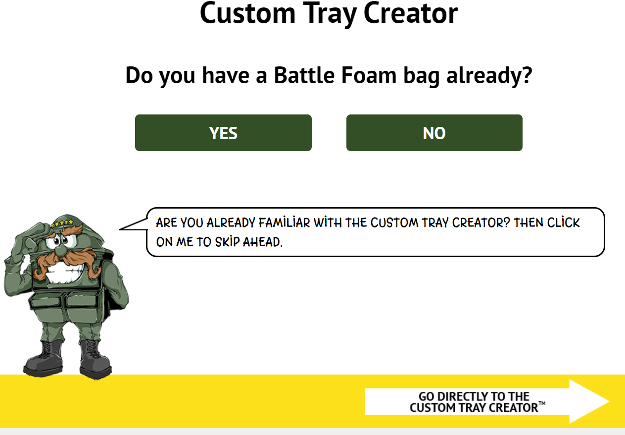 The Custom Tray Creator Is Better Than Ever Battle Foam It supports the complete dvm the foam does not store any maps, rule books, faction cards, or doom/ritual tracks (those are able to. the custom tray creator is better than